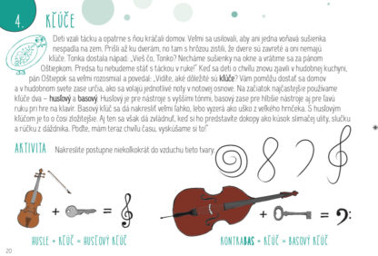 Receptár nápadov pre malých muzikantov(galerie-1)