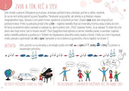 Receptár nápadov pre malých muzikantov(galerie-2)